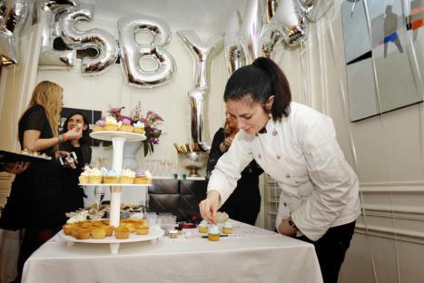NOVEDAD en Despedida de Soltera: Taller de Cupcakes