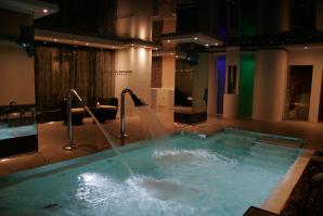 piscina balneario spa en despedida en salamanca