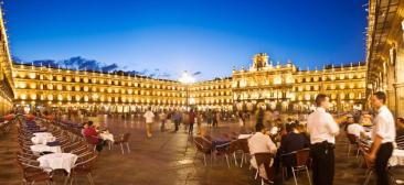 Restaurante y discoteca de la despedida en pleno centro de Salamanca